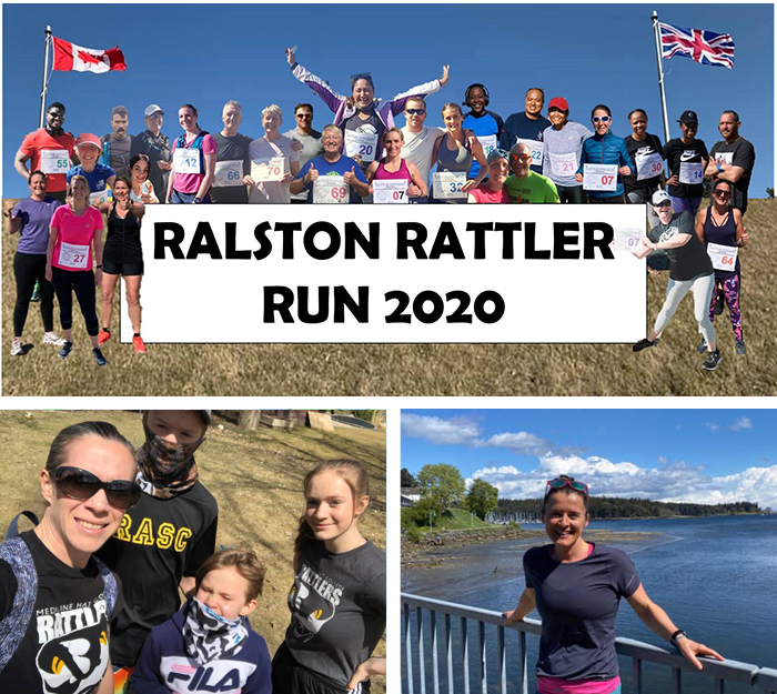 Rattler Run goes virtual!