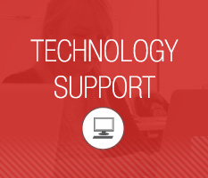 Techology Support button